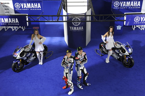 Yamaha Factory Racing 2012